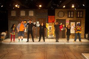 dance ballet theatre scenery theatre comedy