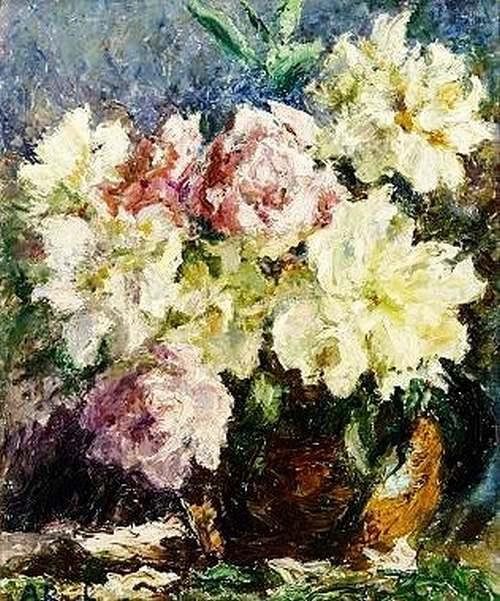 Peinture de : Anna BOCH - Impressionniste -