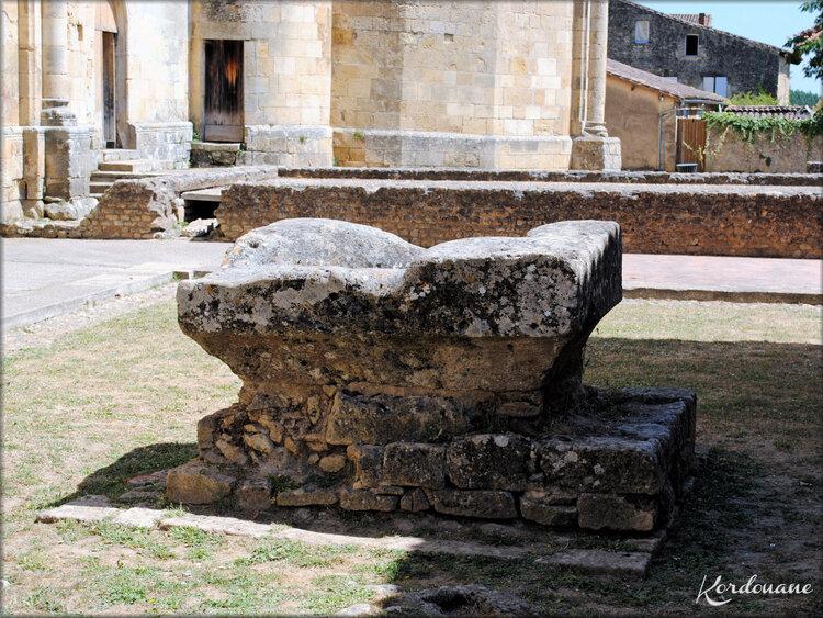 Cloître Saint-Sauveur - Saint-Macaire
