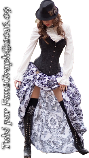 Fem corset 02