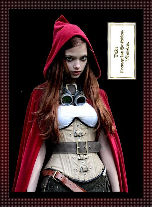 Femmes Steampunk (13 à 25)