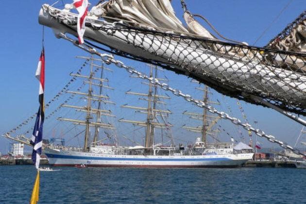 La Tall Ships' Race à Cherbourg