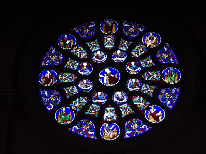 Ste Anne - Intérieur de la basilique
