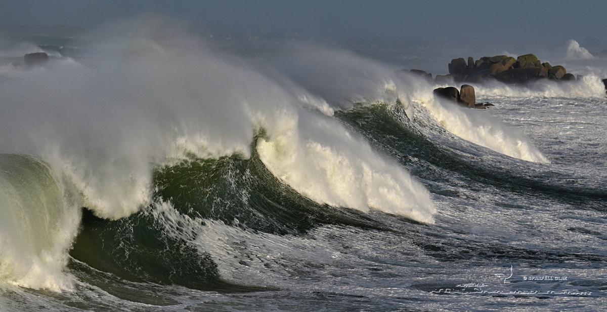 341 - Mer en Bretagne