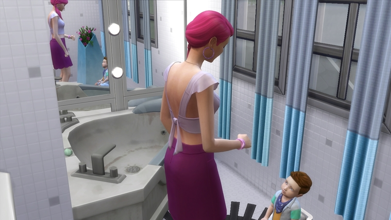 Les frasques de Jade berry !
