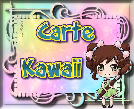 Carte Kawaii pour le forum