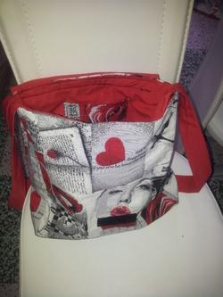 sac boudoulière