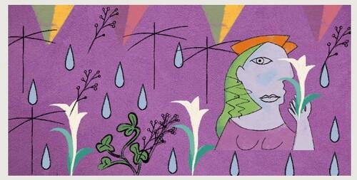 Picasso par Lise