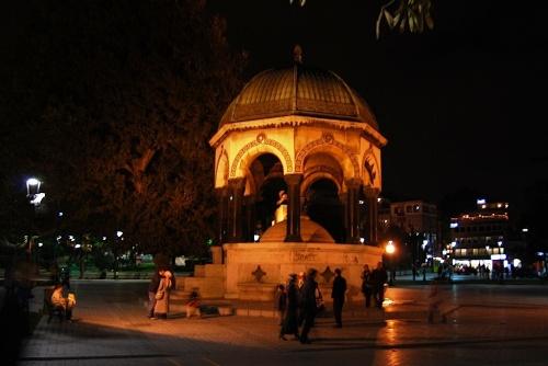 La place de l'hyppodrome - Sultanahmet Meydani