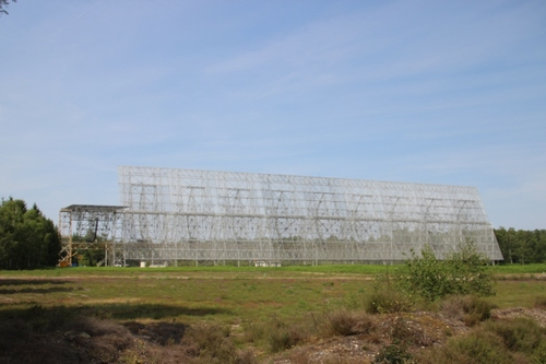 Site de radioastronomie de Nançay