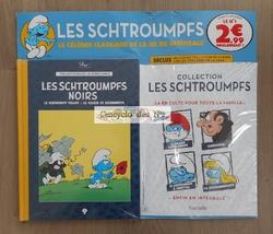 N° 1 Collection BD Les Schtroumpfs - Test