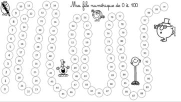 """File numérique """"Monsieur Madame"""""""