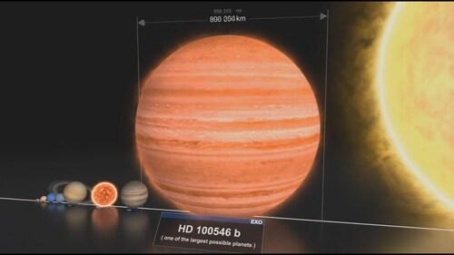 6 minutes pour voir la taille de l'Univers  (Science-Univers)