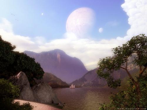 paysages 3D