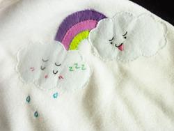 ♥ Couverture en polaire Kawaii pour mon Bébé ♥