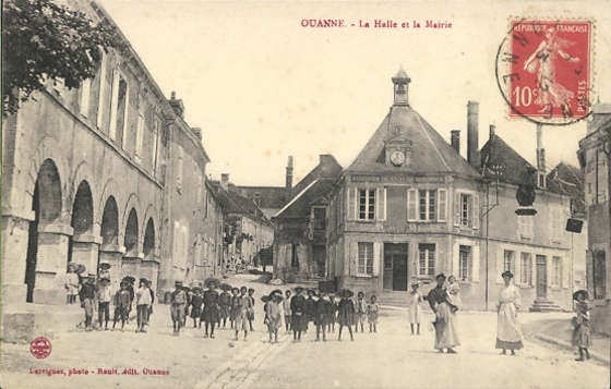 Famille Drillon, Escamps & Chevannes