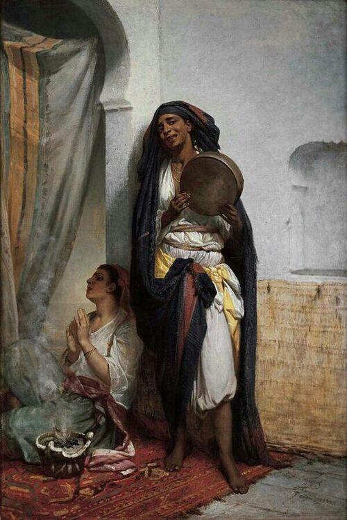 Femmes orientales (page 1)