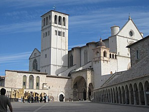 Assisi-Basilica of San Francesco dAssisi-image-1