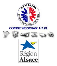 Accès Comité Régional ULM Région Alsace
