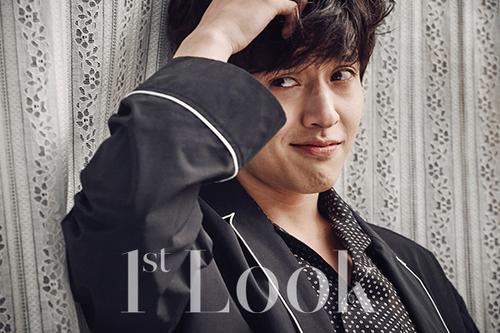 Lee Som et Kang Ha Neul pour 1st Look