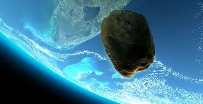 Un astéroïde d'environ 1 kilomètre de long «frôlait» la Terre ce mercredi...