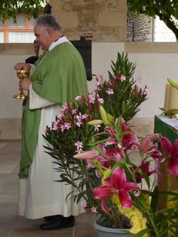 Messe de la fête de Catus