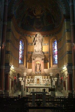 Albert (Somme) : Notre Dame de Brebières