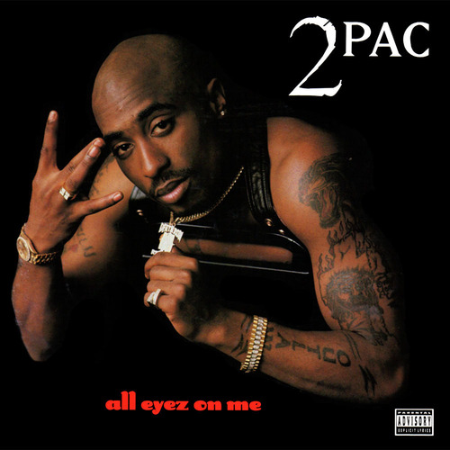 2Pac- All Eyez On Me [Disc 2] [1996]