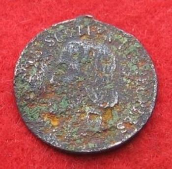 Médaille à id avers