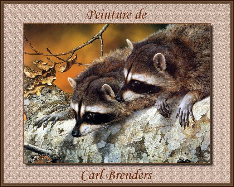 Peinture de : Carl Brenders