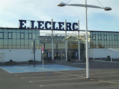 Sofi-IFS : le Centre Leclerc d'Ifs