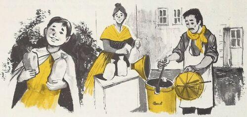 Scènes de la vie de Louis Bastide (Jules Romains)