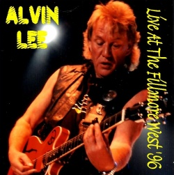 ALVIN LEE - Live At The Fillmore West '96