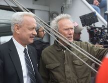 Sully : Photo Clint Eastwood, Tom Hanks