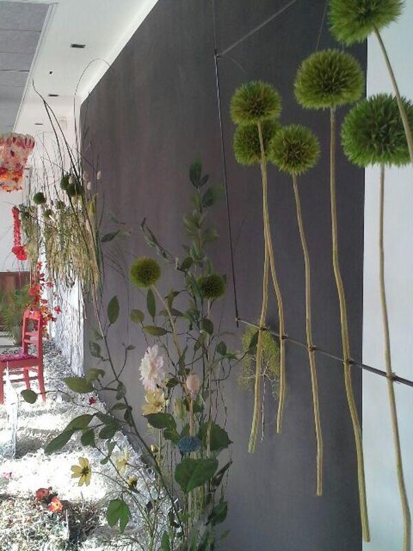 Le jardin de Gwénaelle HUGOT