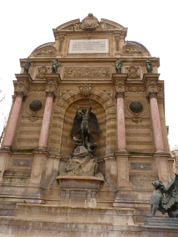 Place Saint-Michel