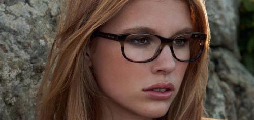 Quand on est une fille à lunettes......
