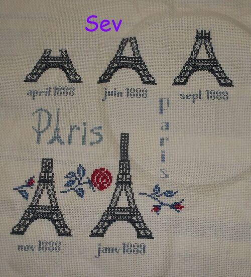 Naissance d'un monument parisien (8)