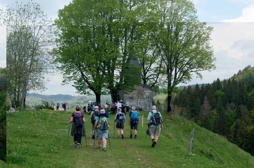 """""""Le Haut Jura de Jeanine"""" 2 - Mercredi 09 mai 2018"""