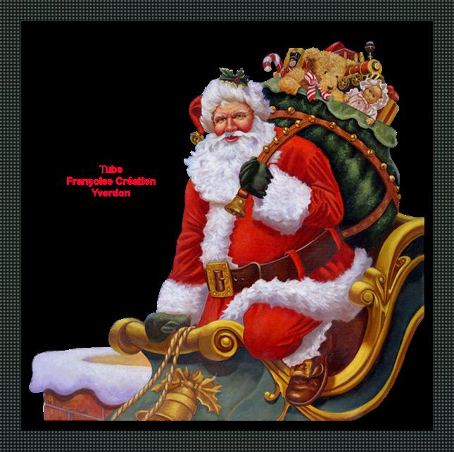 Père Noël (01 à 10)