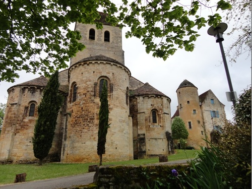 L'église saint Laurent des Arques