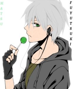 Mon personnage de l'Academie Dream Vocaloid