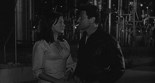 Le piège, Charles Brabant, 1958