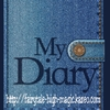 Diary jean d\'Alice