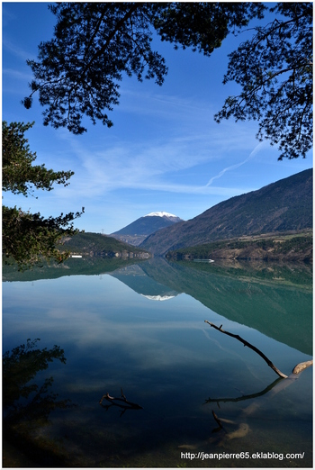 2014.03.28 Lac du Monteynard-Avignonet (Isère-Rhône-Alpes)