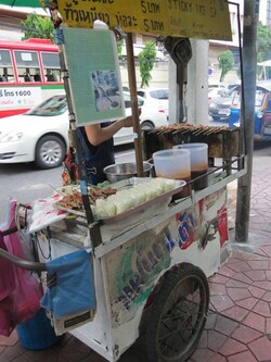 11 Juillet 2013 - Bangkok sur les chapeaux de roues...