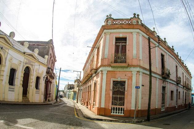 Les rues de Camaguey