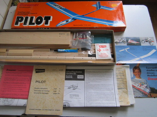 Pilot de Graupner