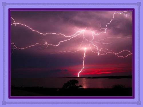 Par une nuit d'orage