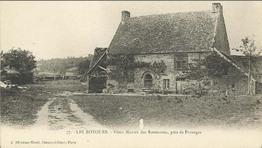 LES ROTOURS (rive droite)